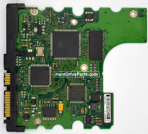 100276340 Placa Controladora HD Seagate ST316003AS