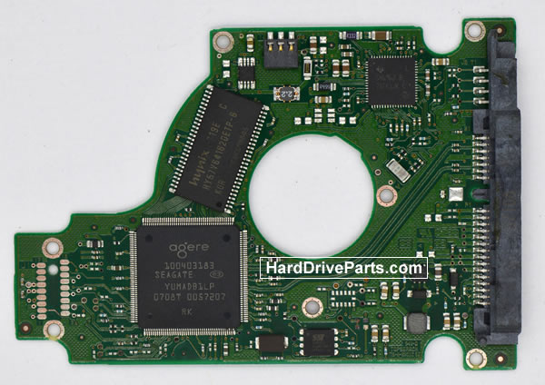 100430580 Placa Controladora HD Seagate ST9160823AS
