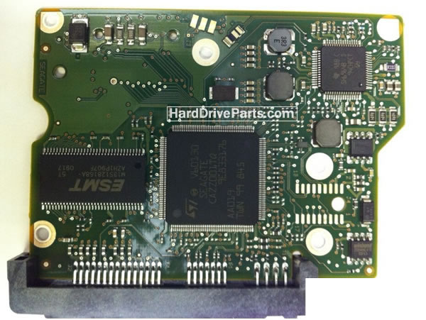 100535704 Placa Controladora HD Seagate ST3500412AS