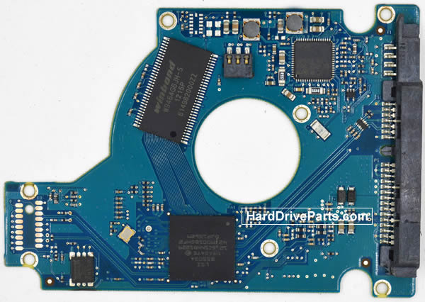 100664637 Placa Controladora HD Seagate ST9500325AS