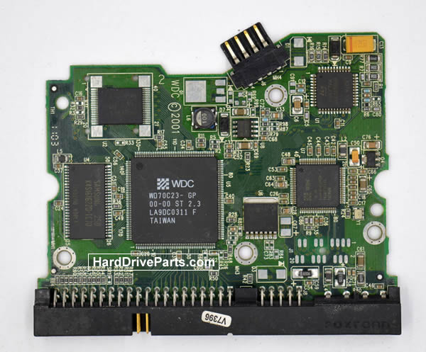 2060-001092-007 Placa Controladora HD WD WD1200BB
