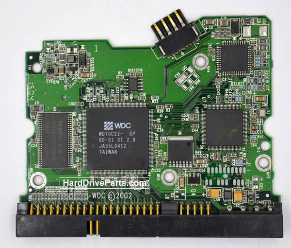 2060-001173-004 Placa Controladora HD WD WD1600BB