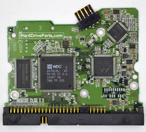 2060-001266-001 Placa Controladora HD WD WD1200BB