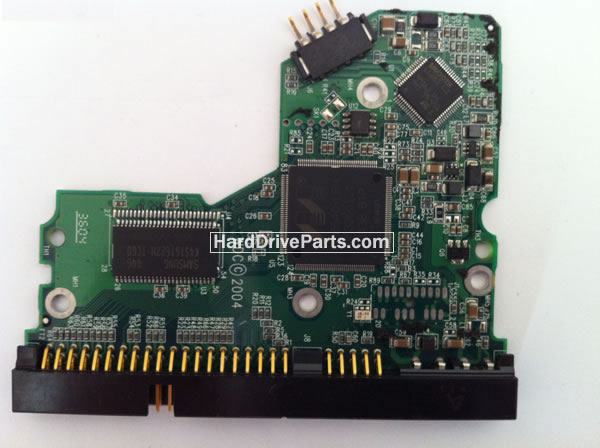 WD400EB Western Digital Placa Controladora HD 2060-001292-000