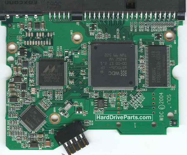 2060-701266-001 Placa Controladora HD WD WD1600BB