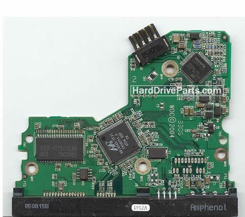 WD2500YD Western Digital Placa Controladora HD 2060-701335-003