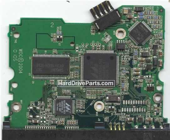 2060-701336-003 Placa Controladora HD WD WD3200JD